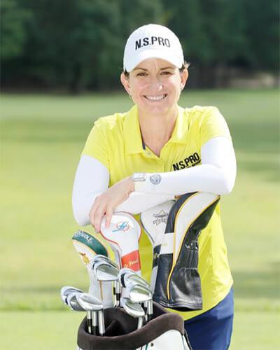 """NIPPON SHAFT】米女子ゴルフのレジェンド """"カリー・ウェブ""""が、JAPAN ..."""