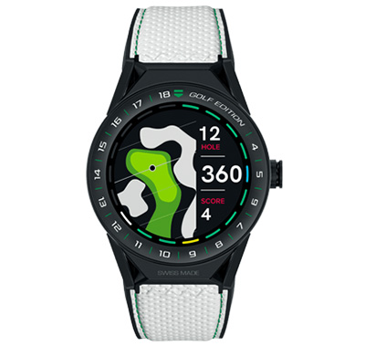 0ebb00f9b7 スイス時計製造の最も由緒ある伝統に従って設計されたタグ・ホイヤーのスマートウォッチ「コネクテッド モジュラー」シリーズ。スマートウォッチとしての機能、通知  ...