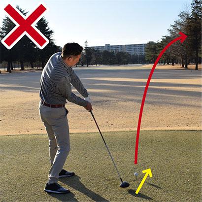 サイド イン アウト ゴルフ 99%の方が直ったアウトサイドイン矯正のポイントと練習方法